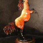 "Wildfire11L 22H 8""W - ed./12 - Wildlife Bronze Sculpture Bronze Equine Sculpture Horse Statue"
